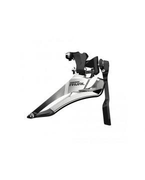 SRAM Rival22 Voor Derailleur 31.8mm YAW Chain Spotter