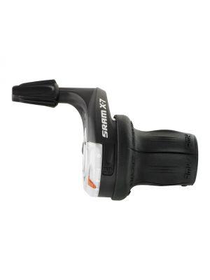 SRAM X7 Gripshift Voor 3 speed