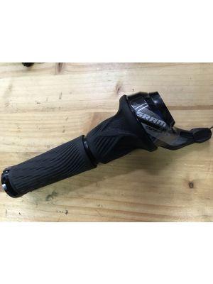 SRAM Gripshift S Shifter Achter 10 Speed Zwart