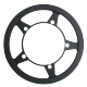 Kettingblad 80T + ring
